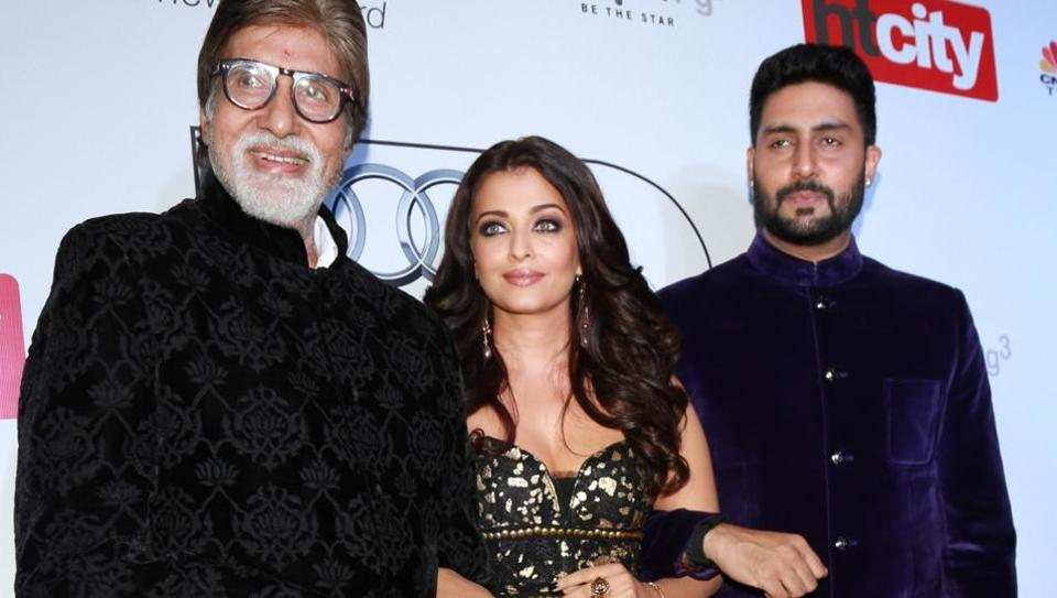 The Bachchan family is knows for its grand Holi celebrations.