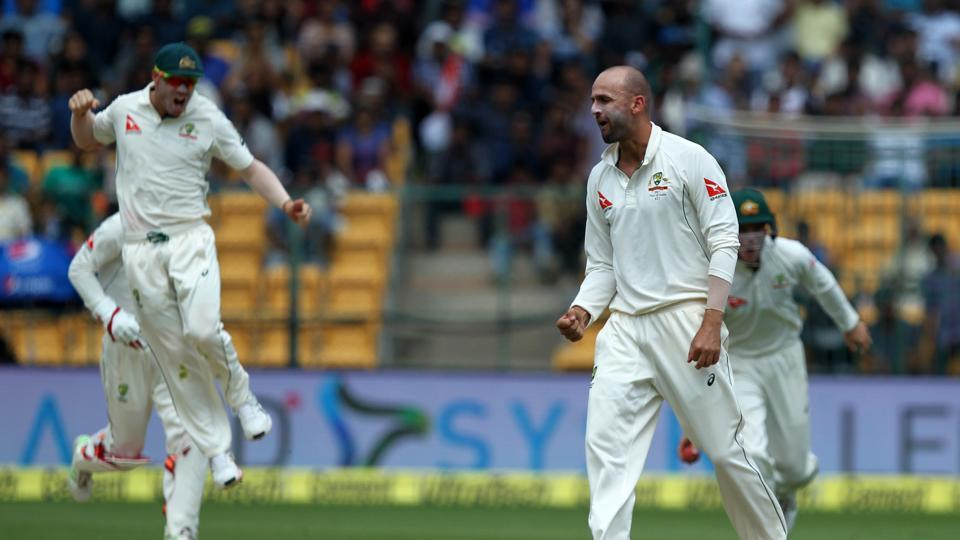 Nathan Lyon has praised Australia's fighting display and stated that India are under pressure heading into the last two Tests in Ranchi and Dharamsala.