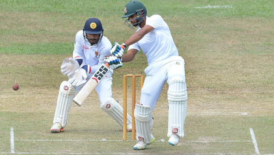Mahmudullah (R) has not been able to perform well as so has been sacked from the second Test against Sri Lanka.