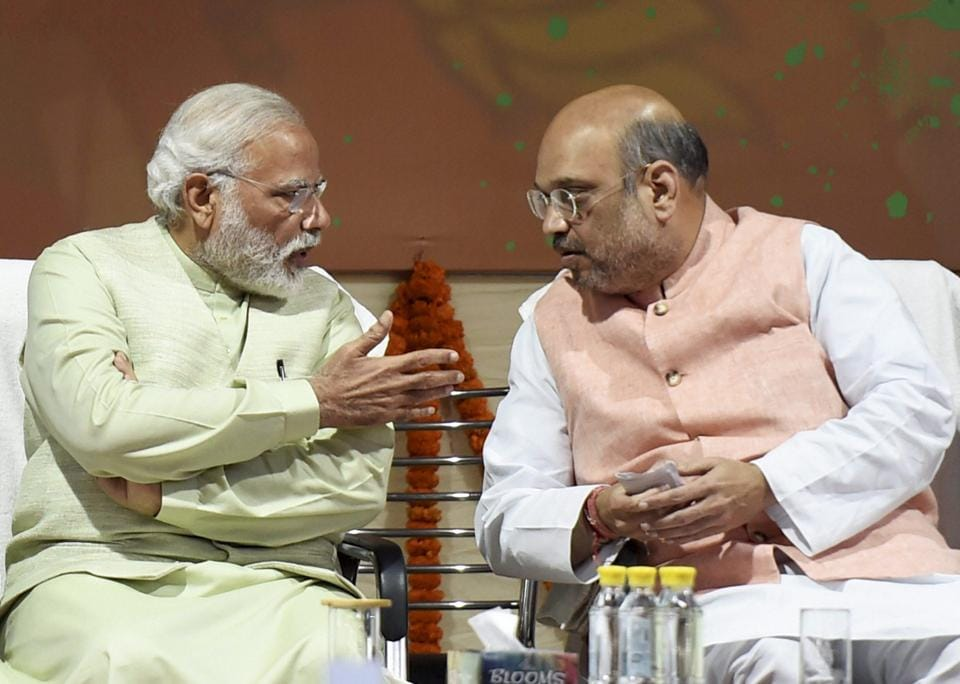 BJP president Amit Shah is expected to pick a candidate who can fulfil Prime Minister Narendra Modi's vision.