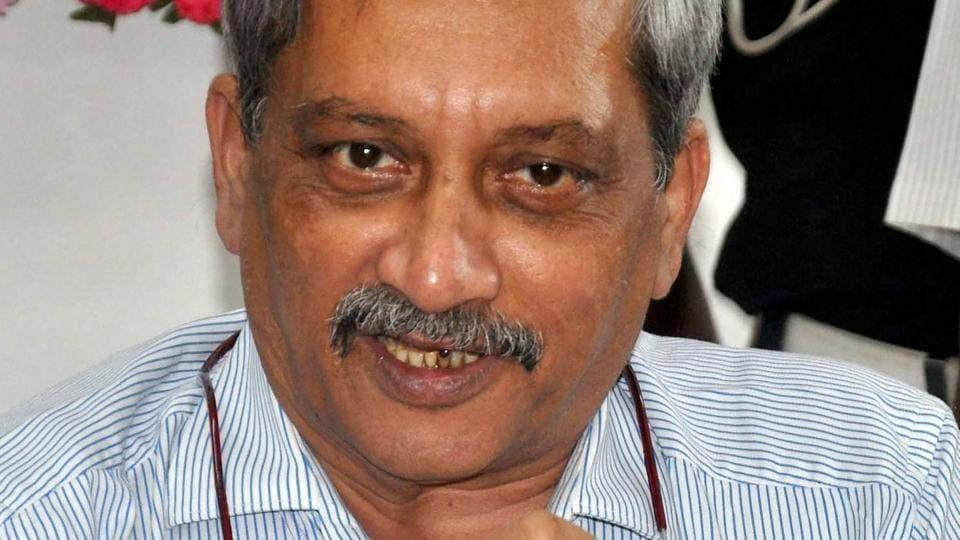 Goa,Manohar Parrikar,Goa CM