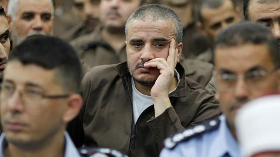 Jordanian soldier