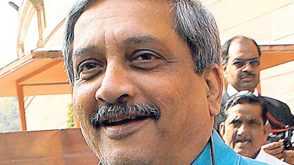 Manohar Parrikar has resigned as the defence minister to take oath as Goa chief minister.