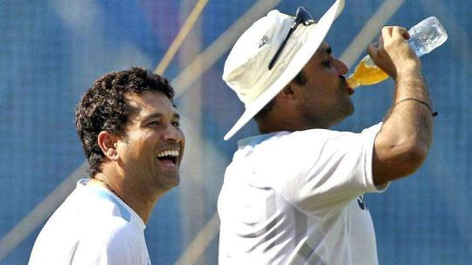 Sachin Tendulkar and Virender Sehwag wished fans celebrating Holi across India.