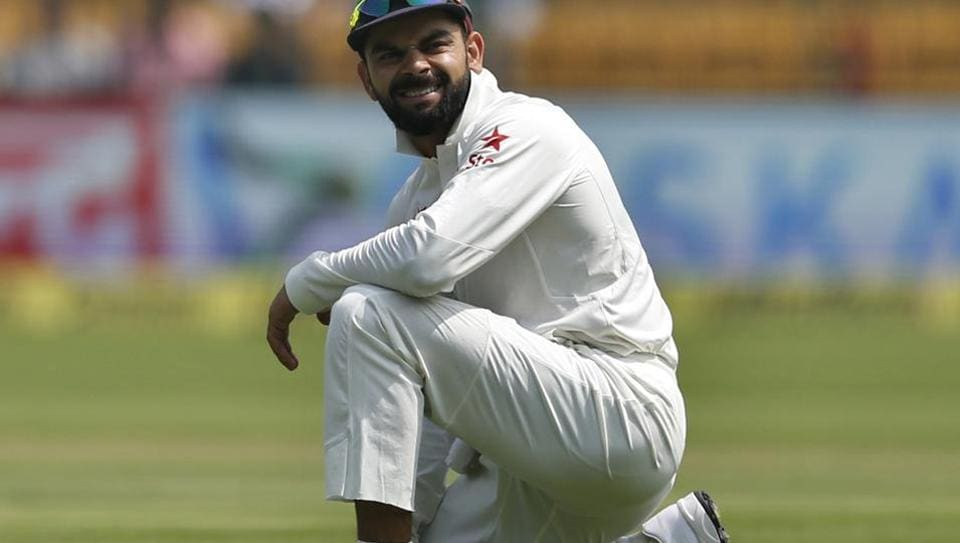 Virat Kohli-led India recently beat Australia in the second Test of a four-match series in Bangalore.