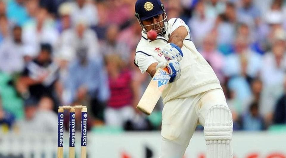 Cricket in Ranchi is and will always be synonymous with MS Dhoni. So, when it's time for the highest format of cricket to make its foray --as India cricket team take on Australia cricket team in the third Test -- Ranchi made sure Dhoni is also honoured despite his Test retirement.