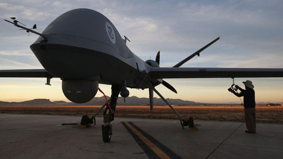 The US Army is permanently stationing an attack drone system and its support personnel in South Korea amid ongoing tensions with the North Korea.