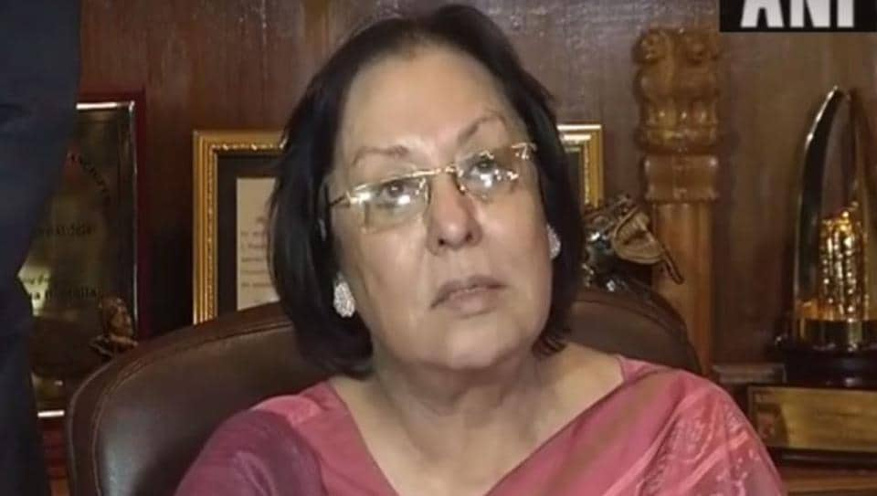 Manipur governor Najma Heptullah has invited the BJP-led alliance to form the state government.