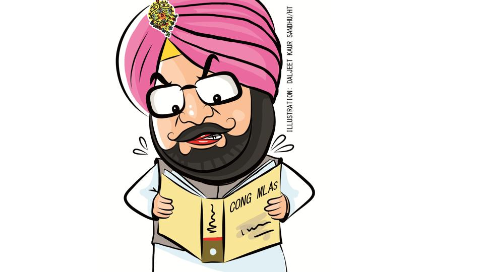 Congress leader Capt Amarinder Singh will need to look for new faces for his cabinet. The reason: many seasoned leaders of the party, including a former chief minister and ministers, have lost.