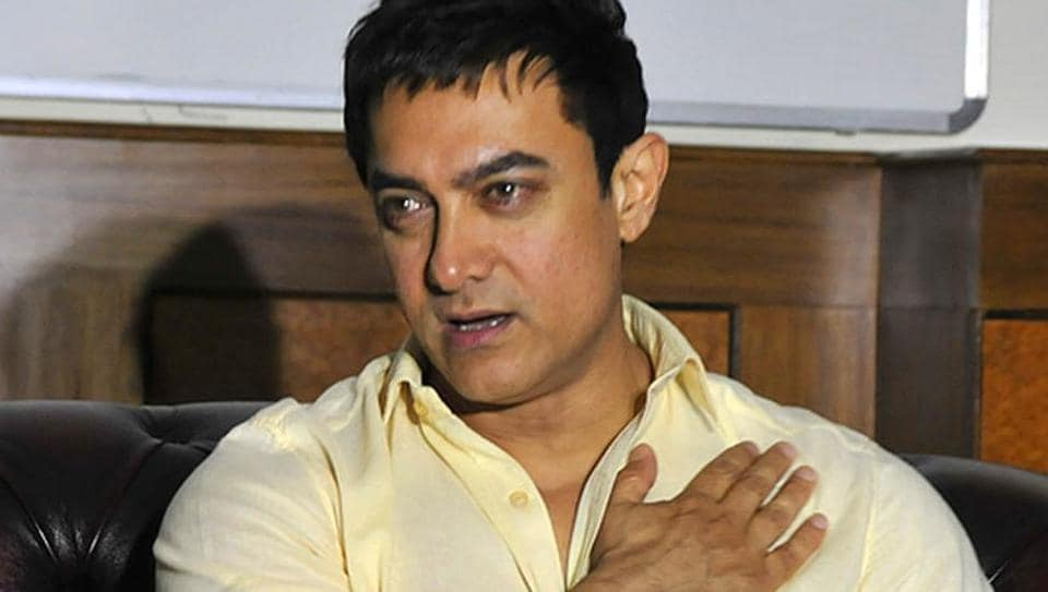 Aamir Khan is working with new directors in his upcoming films.