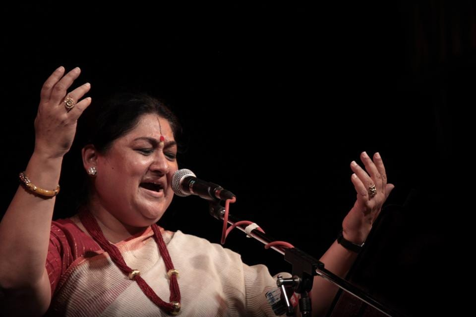 Shubha Mudgal will perform at the festival, Navras.