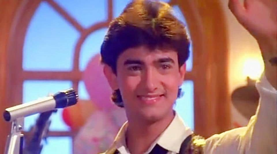 With Qayamat Se Qayamat Tak (1988), Aamir Khan became the latest heart-throb of the nation.