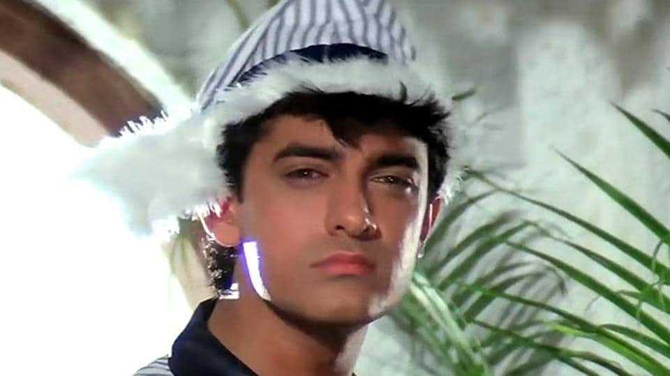 Aamir Khan aced comedy in Andaz Apna Apna (1994). It's one of the cult Bollywood comedy films now.