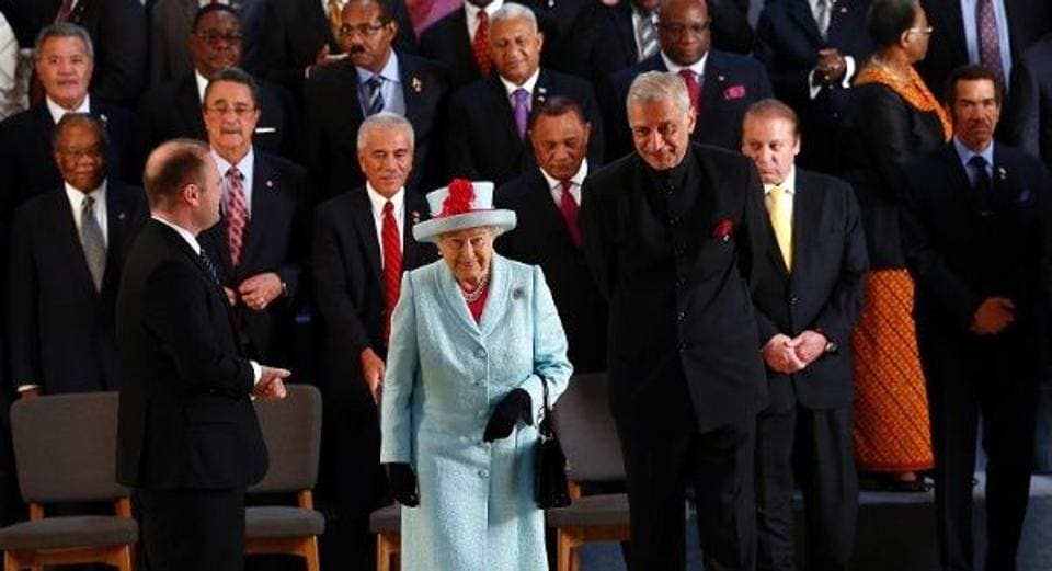 UK,Commonwealth Summit,Britain
