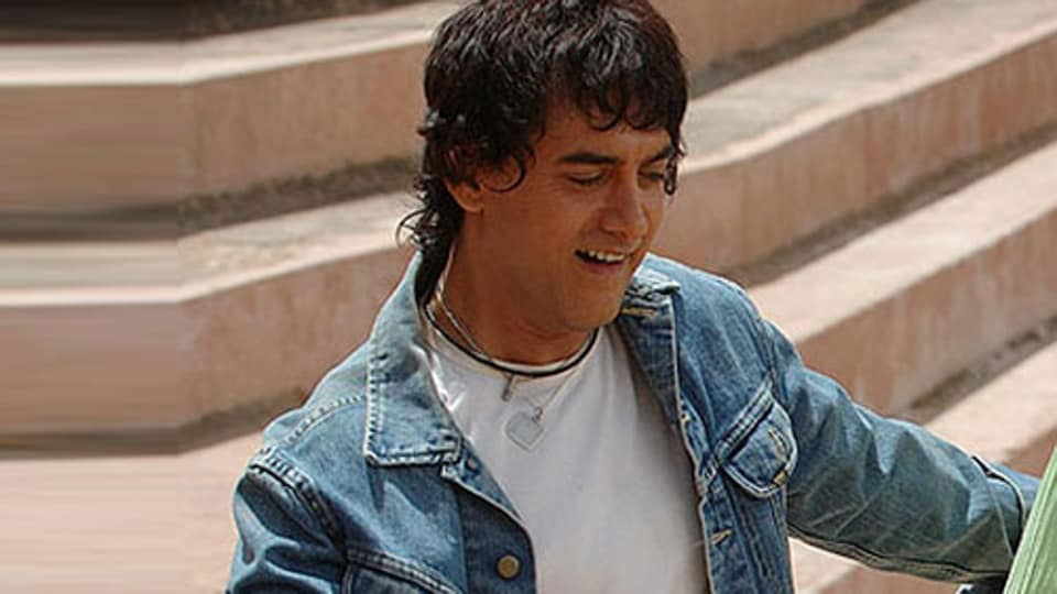 He was too old to play a college student in Rang De Basanti (2006), but he pulled it off well.