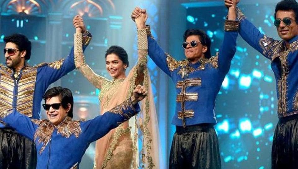 Vivaan Shah was an important part of Shah Rukh, Deepika-starrer Happy New Year.