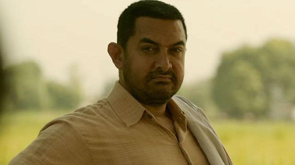 He played a former wrestler in Dangal (2015). Who would say it's Aamir Khan!