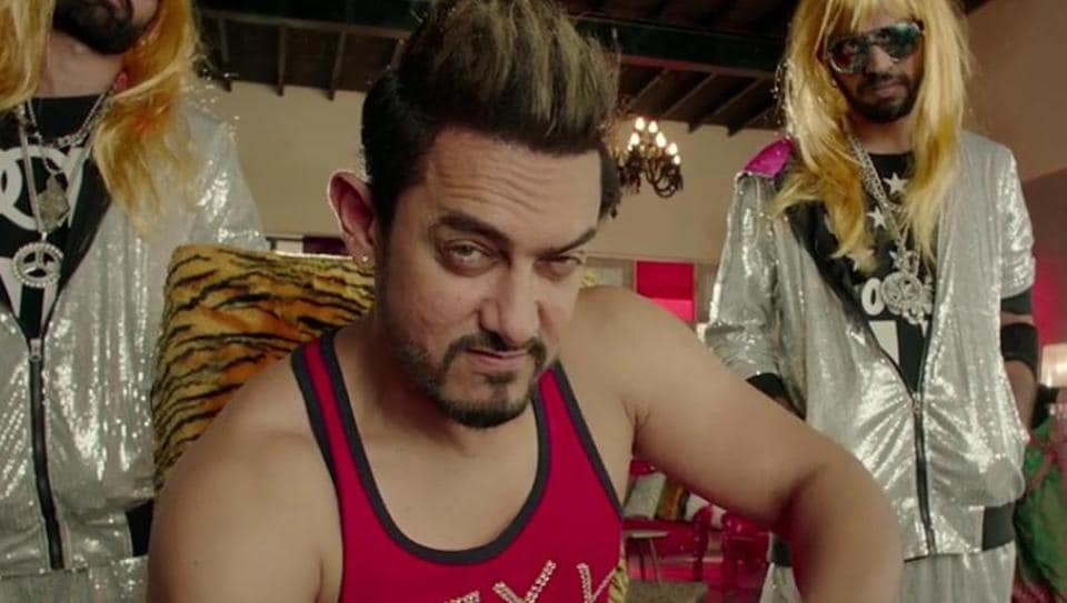 Aamir Khan has a cameo in Secret Superstar. He is also the producer of the film.