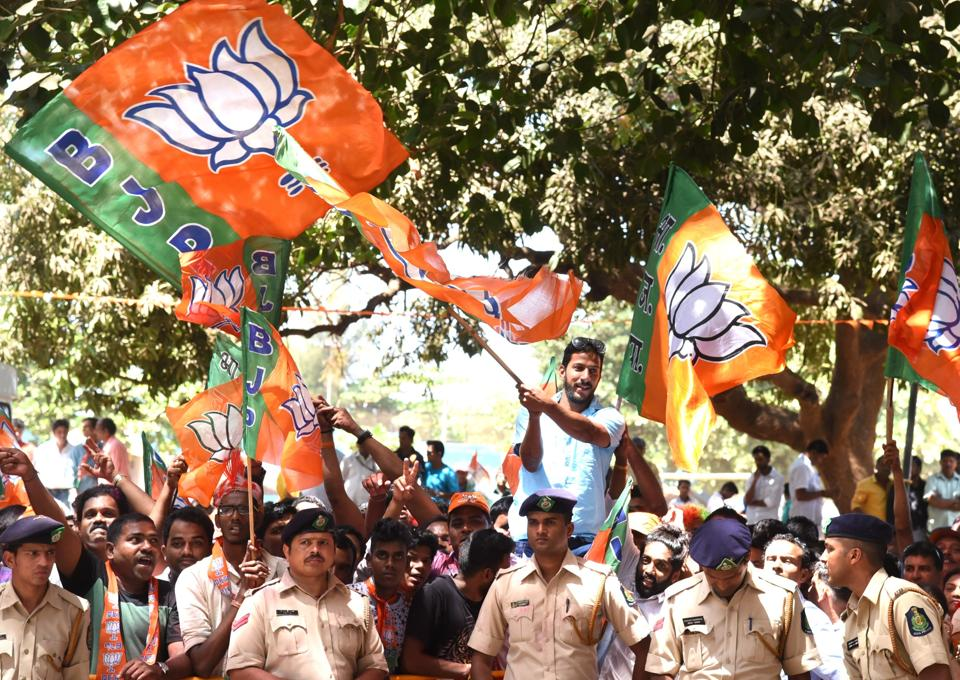 At the heart of the BJP's election strategy lies a personality-centric approach best described as 'Modi 360'.