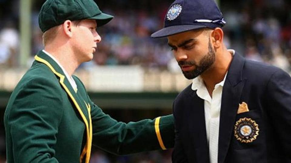 Virat Kohli,Steve Smith,India national cricket team