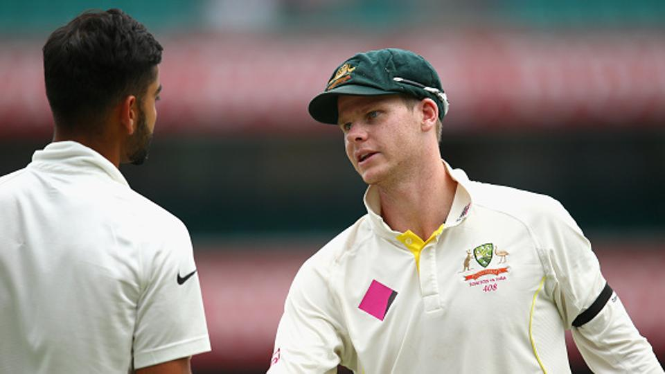 Australia cricket team captain Steve Smith  left India miffed when he looked towards the dressing room for advice on whether to review a lbw dismissal in the Bangalore Test. India captain team skipper Virat Kohli made his displeasure known at the post-match press conference.