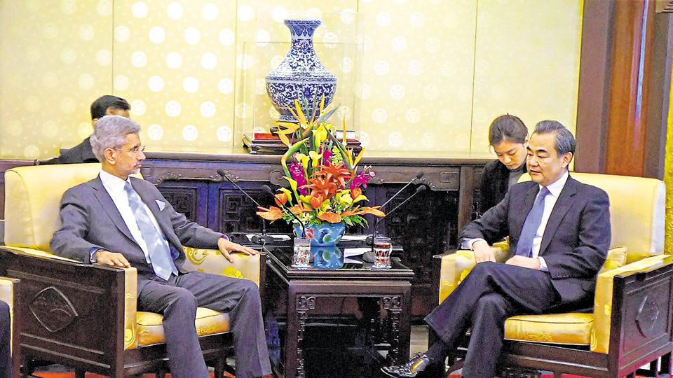 Foreign Secretary, S Jaishankar holding talks with Chinese Foreign Minister Wang Yi in Beijing ahead of the Strategic Dialogue. Expectations that the talks would lead to a reset of the troubled India-China relations have been belied.
