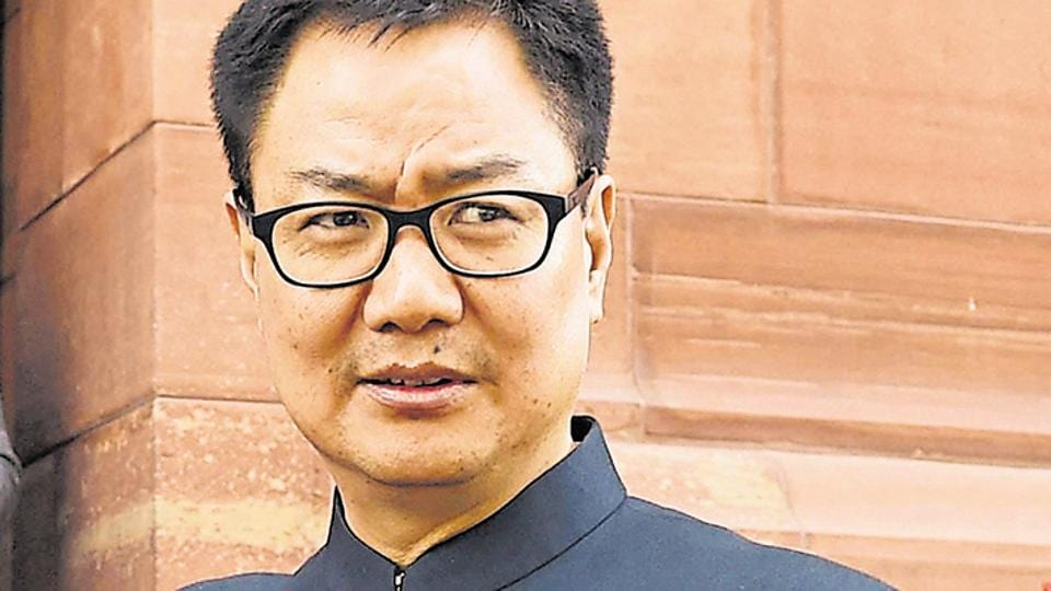 """Union minister of state for home Kiren Rijiju has described the attack in Bengaluru as """"saddening"""" and said the ministry is pursuing the matter."""