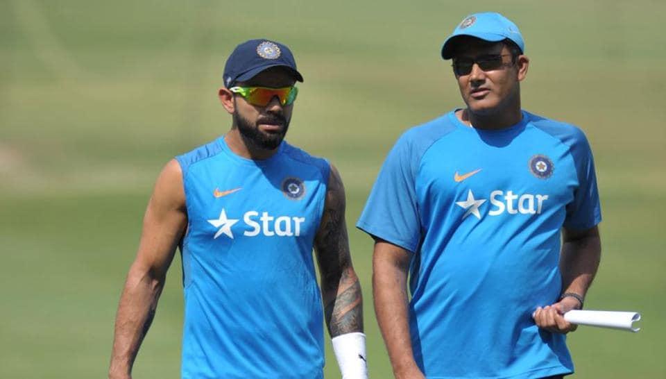 Anil Kumble, India coach, hopes the Virat Kohli-led team its winning run in the Test series against Australia.
