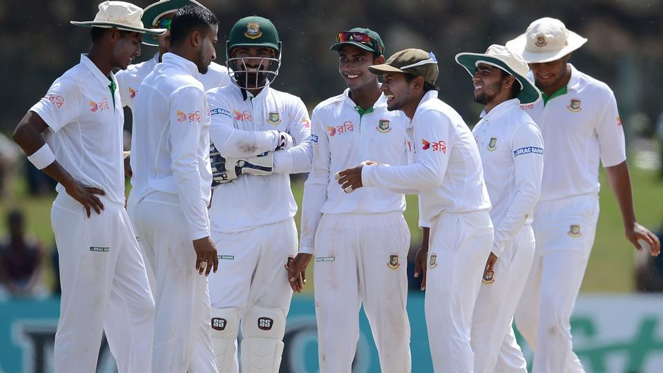 Bangladesh have the second-lowest win ratio when compared with first 99 Tests of all nations. Bangladesh have only won eight of their first 99.