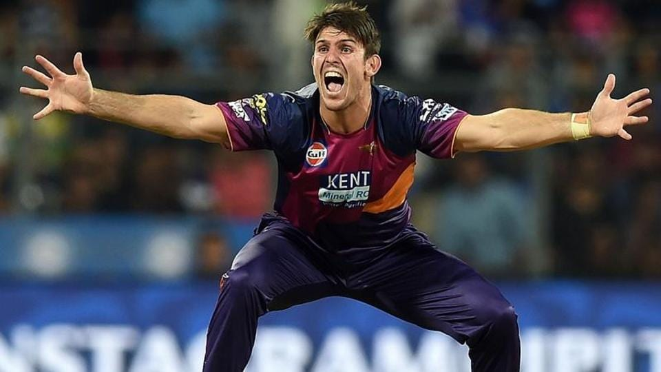 Mitchell Marsh will not be able to play for Rising Pune Supergiants in the 10th Indian Premier League (IPL) due to injury.