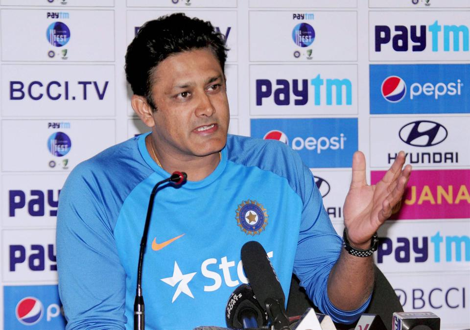 Image result for Asking Anil Kumble to go will be tough for CAC