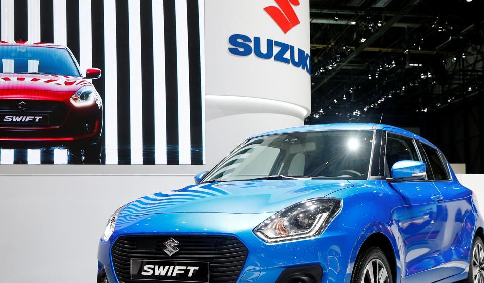 Suzuki Motor Corp Expects India To Be Third Biggest Car Market By