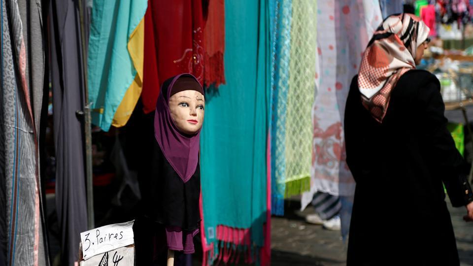 Headscarf,Hijab,European Union court