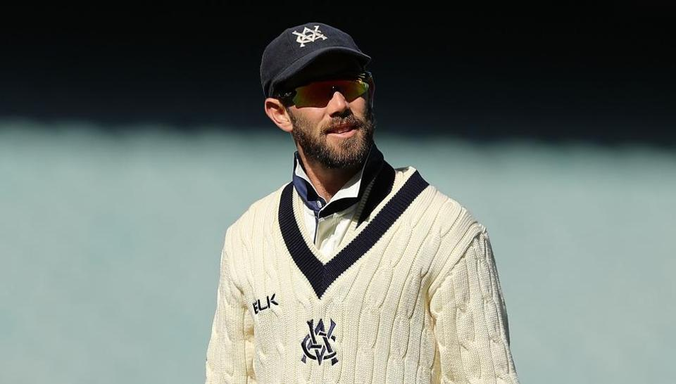 Glenn Maxwell has been part of the Australian Test squad but is yet to play in the series against India.
