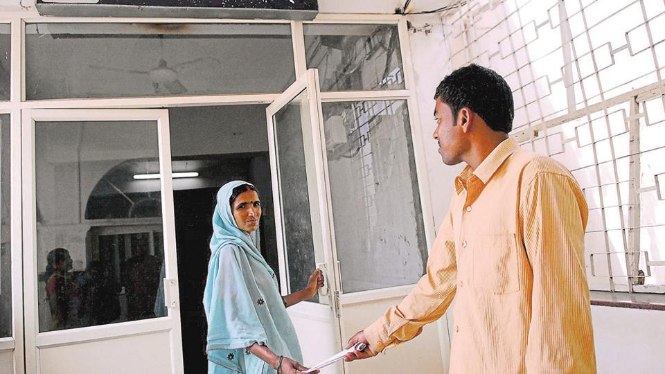 Jhalawar district authorities say women are more amenable to undergoing sterilisation than men.