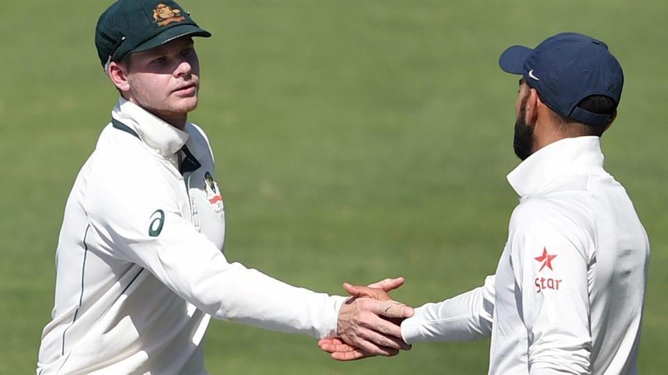 Indian captain Virat Kohli and Australian captain Steve Smith have had a torrid relationship in the Test series so far.