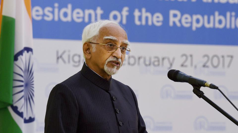 Vice-President Hamid Ansari said Pakistan's use of extremist groups as an instrument of foreign policy is well documented.