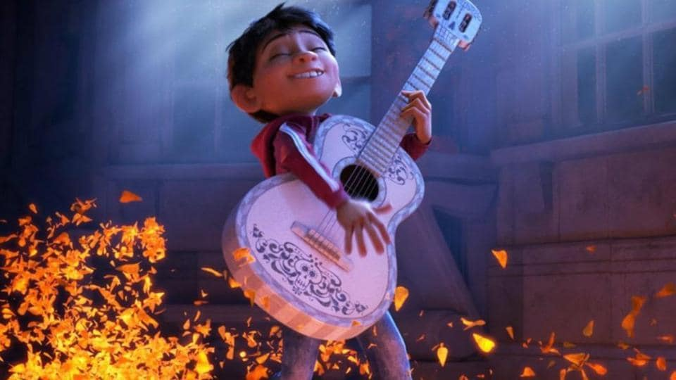 Coco opens in US theatres in 3D on November 22