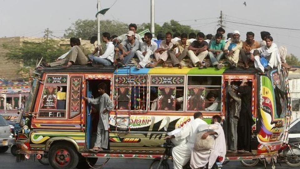 Pakistans largest-ever population census kicked off on Wednesday in 63 districts of the country after a delay of 19 years.
