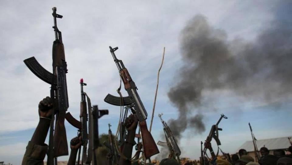South Sudan,Indian engineers kidnapped,$1 million ransom