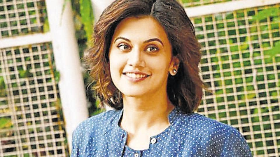 Taapsee Pannu, who played one of the protagonists in the film, has been hailed as the flag-bearer for women's issues.