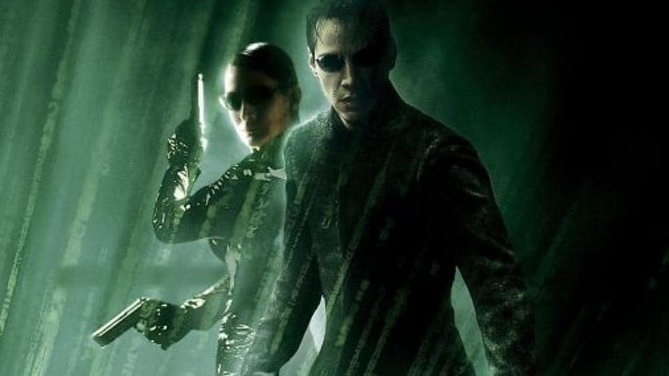 The three films in the franchise included The Matrix (1999), The Matrix Reloaded (2003) and The Matrix Revolutions (2003).