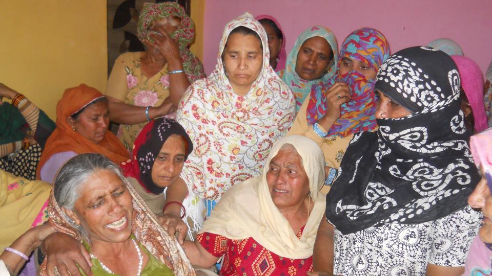Jhajjar woman