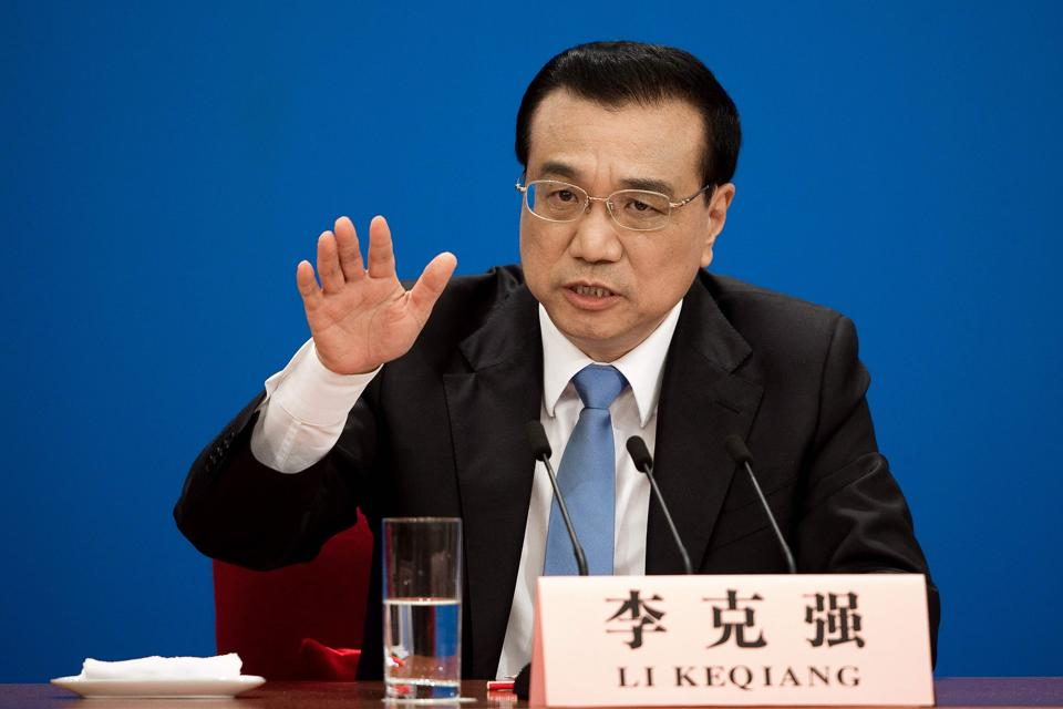 One-China policy foundation of Sino-US relations: Li