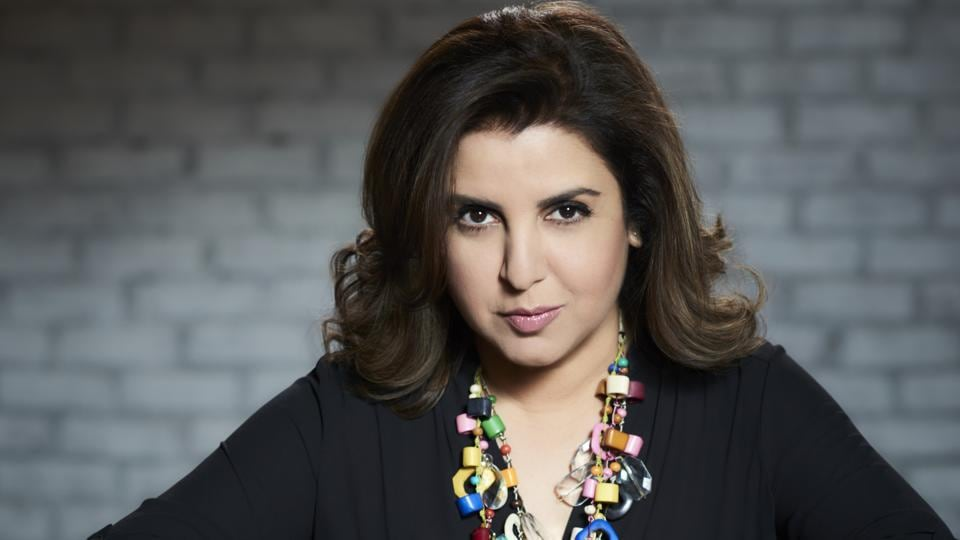 Farah Khan is working on a film which is different from the larger than life movies she has made in the past.