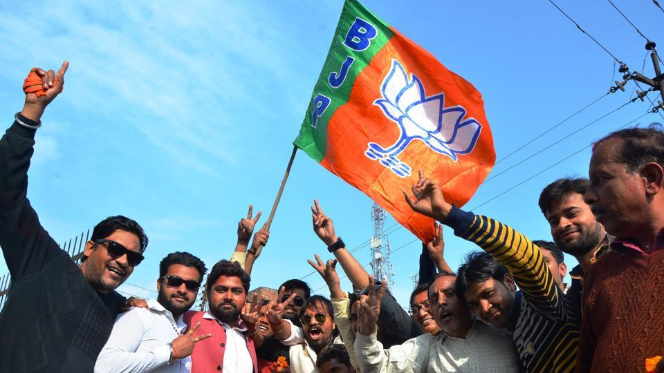 The BJP has shown expediency in preparing for the next round of elections in the Northeast.