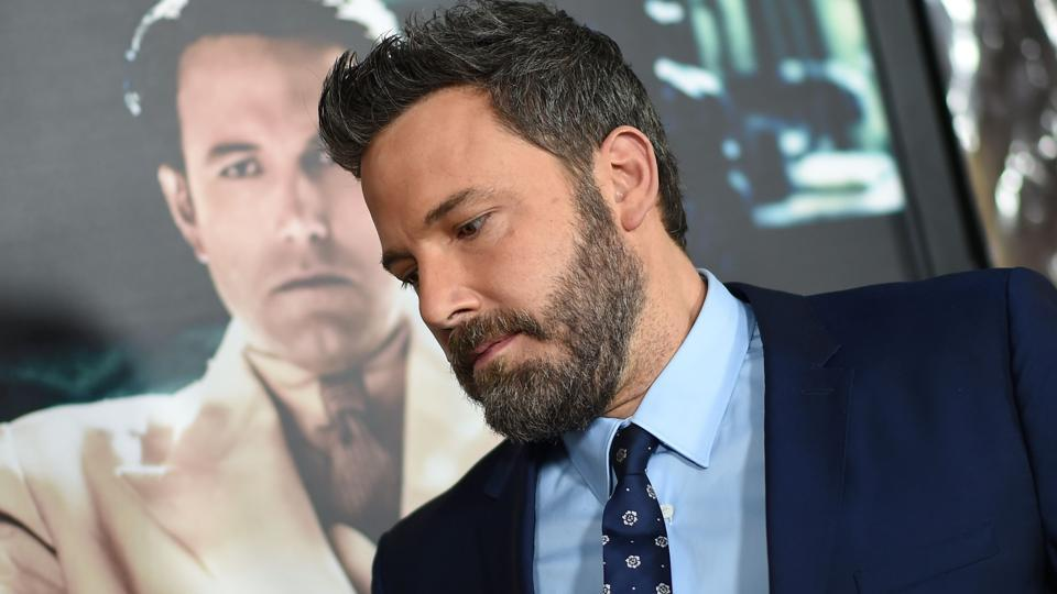 Actor Ben Affleck revealed on March 14, 2017 on his Facebook page that he just completed treatment for alcohol addiction.
