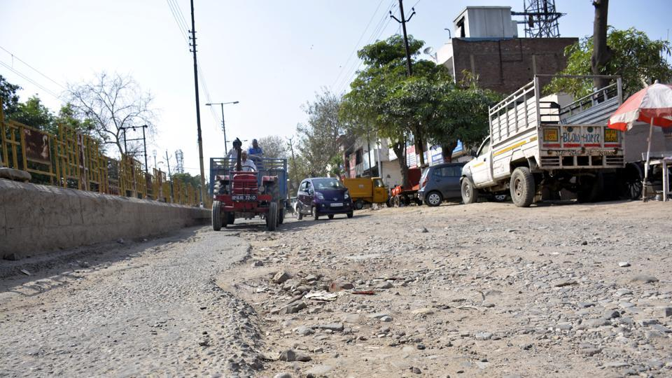 Works such as road repair and maintenance have been held up due to the model code of conduct.