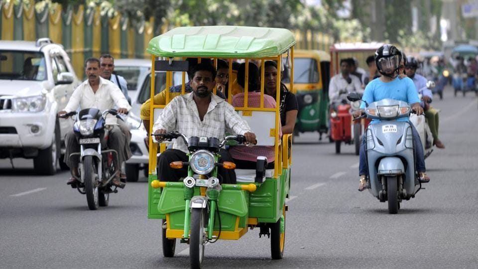 there are complaints that the operators purchase e-rickshaws and rent them out to drivers without getting them registered with the  transport authority.