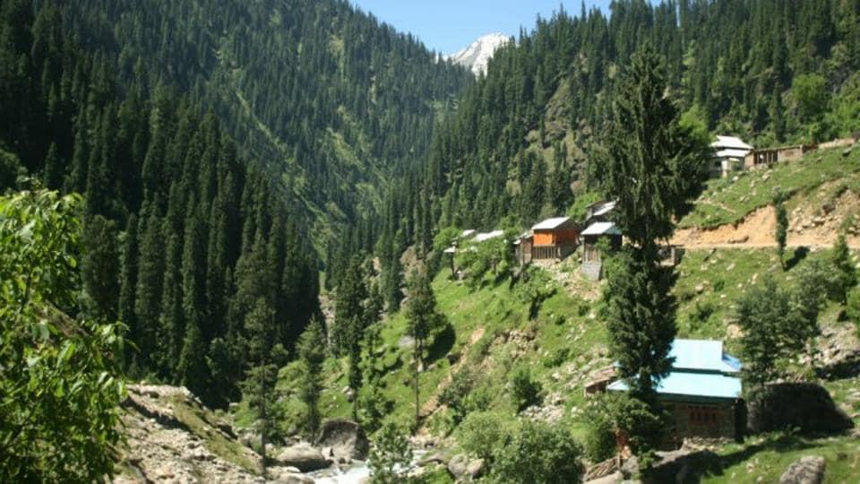 Pakistan,'Billion tree tsunami,Khyber Pakhtunkhwa